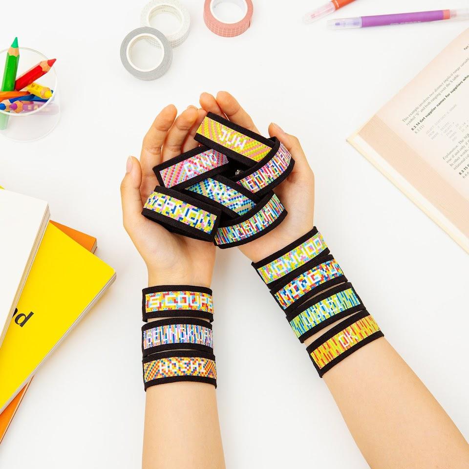 seventeen merch bracelets 1 @HYBE_MERCH