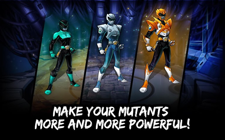 android Mutants: Genetic Gladiators Screenshot 9
