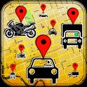 RTO Vehicle Information Track icon