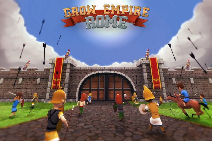 Grow Empire: Rome v1.2.6 (Mod Money)