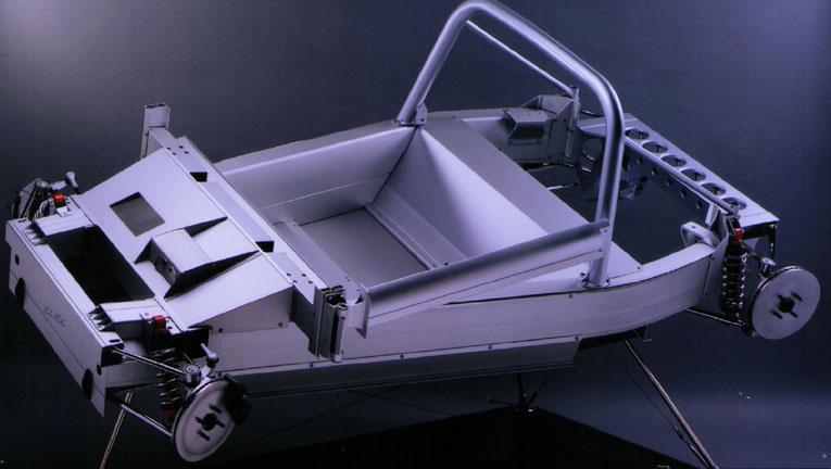 1996 Lotus Elise Bare Chassis