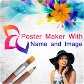 Poster Maker With Name and Image