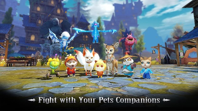 Taichi Panda 3: Dragon Hunter apk screenshot