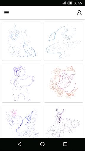 Connect Dots & Drawing Artwork 1.0.1 screenshots 1