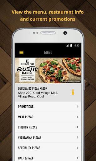 Debonairs Pizza 1.9.118 screenshots 3