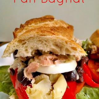 Pan Bagnat – #SundaySupper #Picnic