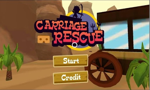 Carriage Rescue VR- screenshot thumbnail