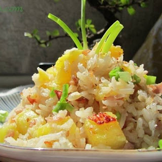 Hawaiian Luau Rice Recipe