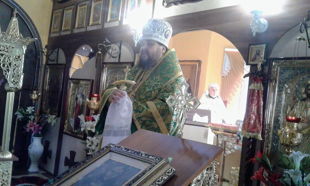 РПЦЗ: Проповедь Архиепископа Георгия в Воскресенском монастыре в Молдове (ВИДЕО)