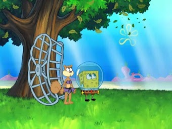 The Way of the Sponge/Bubble Trouble