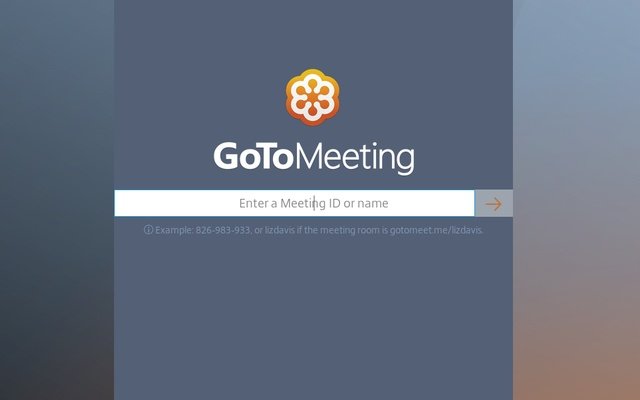 GoToMeeting Redirect