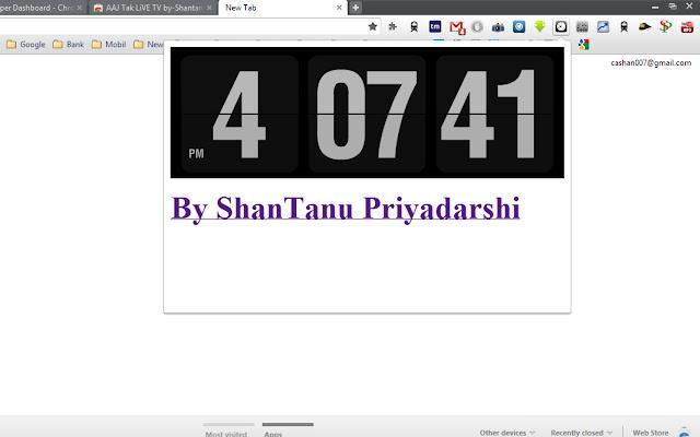 Clock by-Shantanu