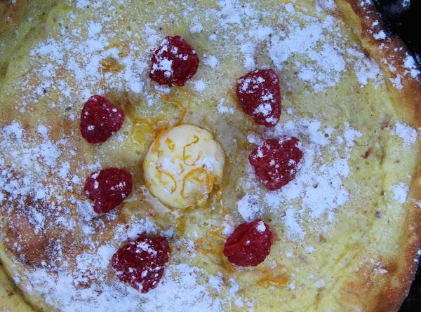 Plantation Skillet Cake Recipe