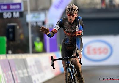 Nieuwe UCI-ranking: Toon Aerts blijft leider bij de mannen, Sanne Cant zakt naar de negende plaats