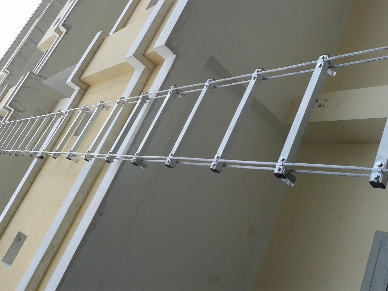 Nên mua thang dây cứu hộ ở đâu hợp lý?