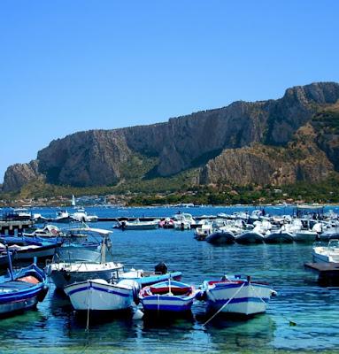 Piccolo porto palermitano... di elenacastagnero