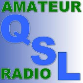 QSL for  Amateur Radio Station