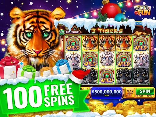 Free Slots Casino - Play House of Fun Slots