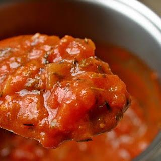 Whole Peeled Tomatoes Sauce Recipes