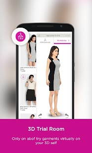 abof – online fashion app- screenshot thumbnail