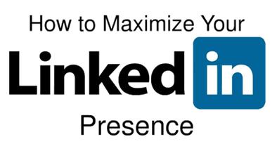 8 Ways to Maximise Your LinkedIn Presence