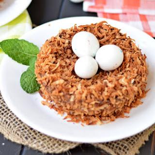 Bird's Nest Cakes