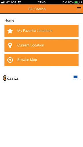 SALGA Mobi screenshot 2