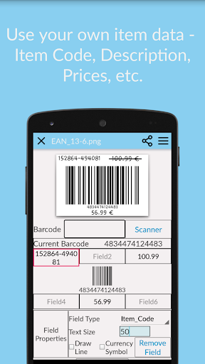 PC u7528 Barcode Generator - Create Barcodes with Rich Data 1