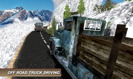 Off Road Truck – Hill Station 1.1 screenshot 1655905