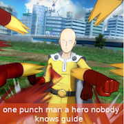 App Icon for One Punch Man A Hero Nobody Knows Guide App in Czech Republic Play Store