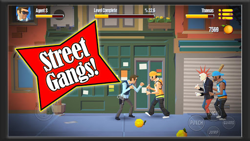 City Fighter vs Street Gang 1.3 screenshots 11