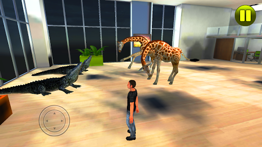 Alive Museum Night Visit 1.5 screenshots 22