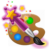 Magic Paint drawing & coloring