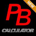 Pblank Calculator