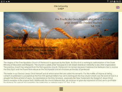 Christianity EAEP – Miniaturansicht des Screenshots