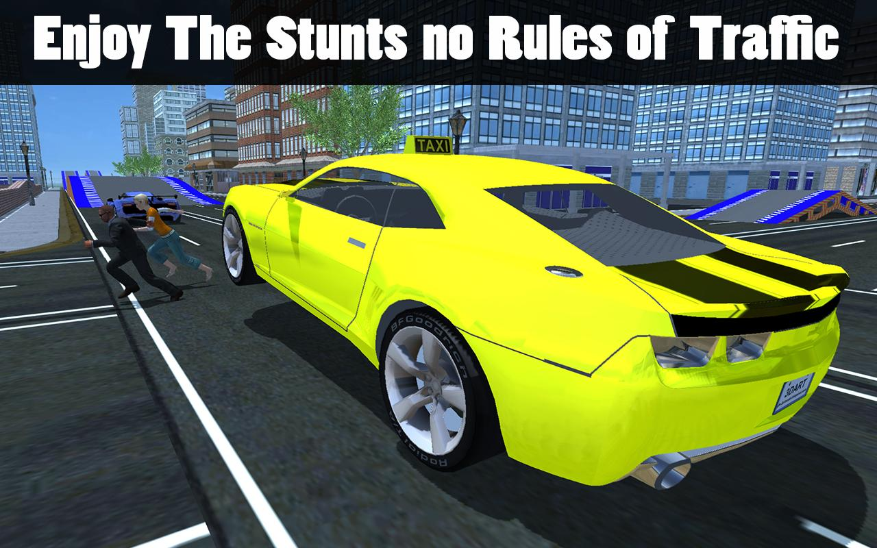 Extreme Crazy Stunt Car- screenshot