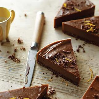 Raw Chocolate–Orange Torte From the Blender Girl (Gluten Free, Vegan) Recipe