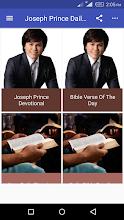 Joseph Prince Daily Devotion screenshot thumbnail