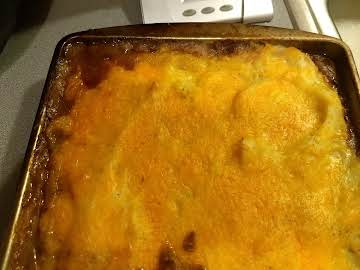 Awesomely Easy Shepard's Pie