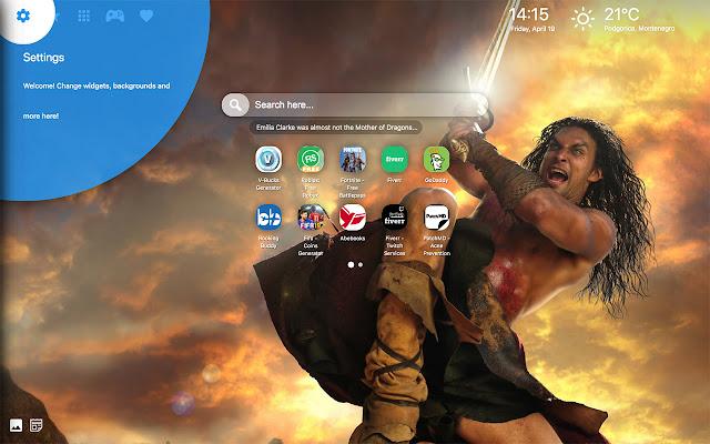 Khal Drogo Wallpaper & GOT Season8 HD
