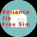 free jio 4g sim icon