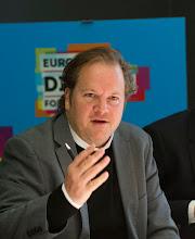 Photo: Bart Becks, CEO and founder of angel.me, a Belgium-based crowdfunding platform and former CEO of Belgacom Skynet SA