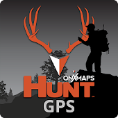 HUNT App: Hunting GPS Maps