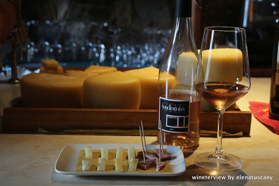 casavyc, casavyc vedorosa, vedorosa, vino rosato, rose wine, enoteca, cantina di piazza del sale, wine bar