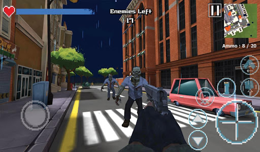 Resident Zombie Survival  screenshots 9