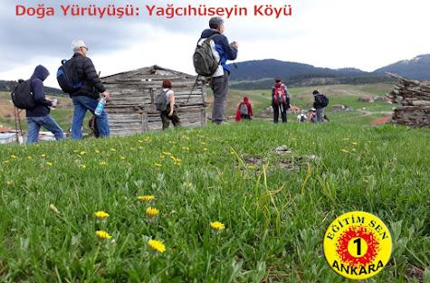 Doğa Yürüyüşü- Yağcıhüseyin Köyü