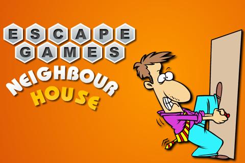 逃脱游戏:隔壁房屋
