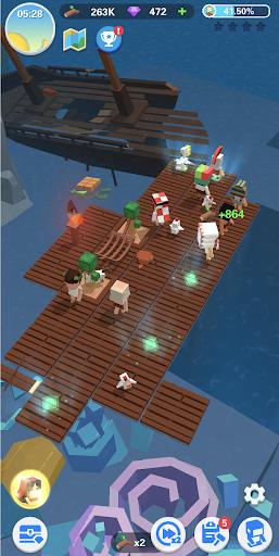 Idle Arks: Build at Sea apktram screenshots 7