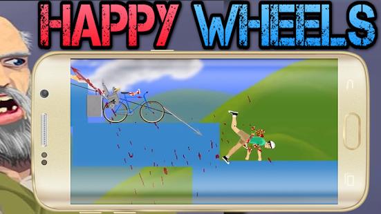 happy с wheels в картами играть