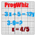Progwhiz Equation Teacher Demo icon